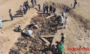 الكشف عن 11  مقبرة جماعية في ليبيا بمناطق كانت تحت سيطرة الميلشيات التركية